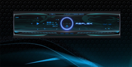 Downloads / winamp skins / download sony_media_tower skin for winamp.